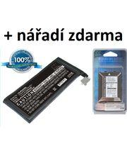 Batéria náhradná pre Apple iPhone 4, Li-pol 3,7V 1420mAh