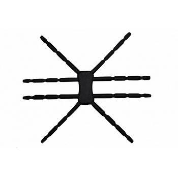 Spiderpodium - univerzální držák pro telefony (černá)